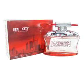 Sex in the City Passion Perfume by Instyle 3.4oz Eau De Perfume spray for women