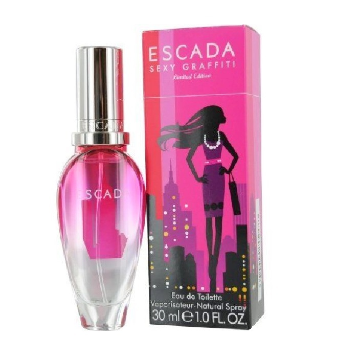 Sexy Graffiti Perfume by Escada 1.0oz Eau De Toilette spray for women