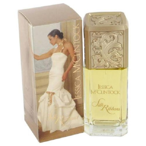 Silk Ribbons Perfume by Jessica McClintock 3.4oz Eau De Parfum spray for women