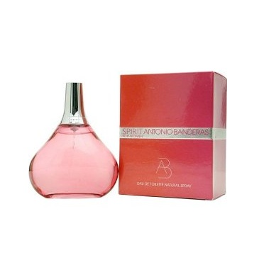 Spirit Perfume by Antonio Banderas 3.4oz Eau De Toilette spray for Women