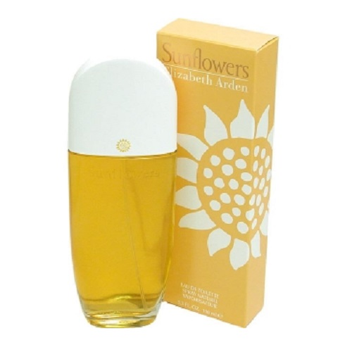 Sunflowers Perfume by Elizabeth Arden 1.0oz Eau De Toilette spray for Women