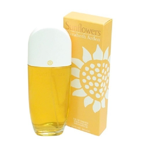 Sunflowers Perfume by Elizabeth Arden 3.3oz Eau De Toilette spray for Women