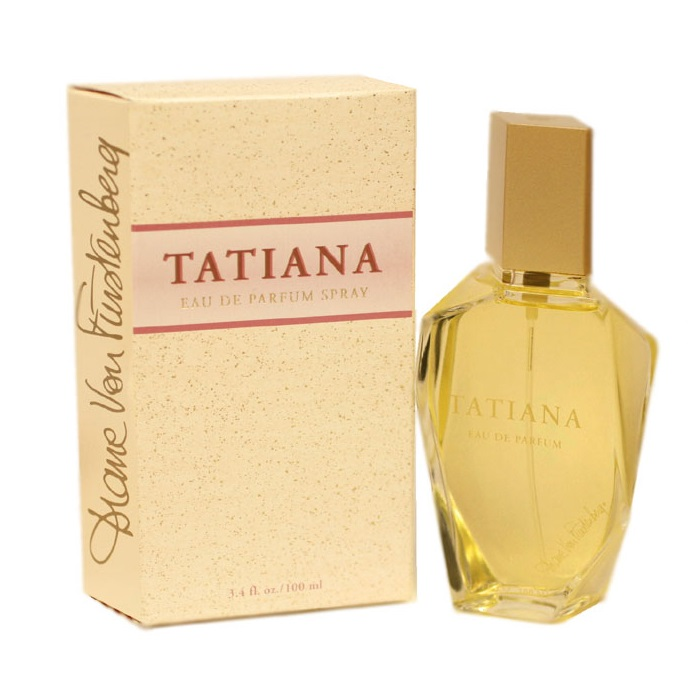Tatiana Perfume by Diane Von Furstenberg 3.4oz Eau De Parfum spray for women
