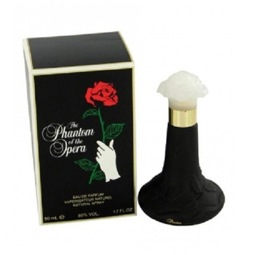 The Phantom of the Opera Perfume by Parlux Fragrances 1.7oz Eau De Toilette spray for Women