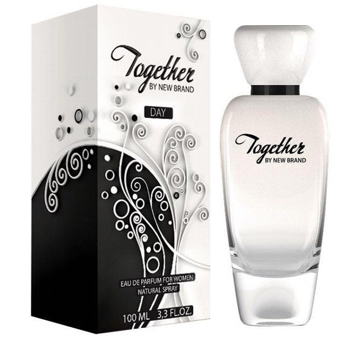 Together Day Perfume by New Brand 3.3oz Eau De Parfum spray for women