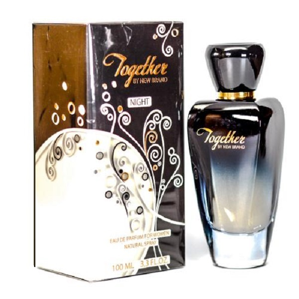 Together Night Perfume by New Brand 3.3oz Eau De Parfum spray for women